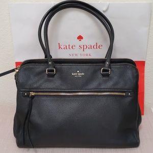 Kate Spade Large Pebble Leather Shoulder Bag